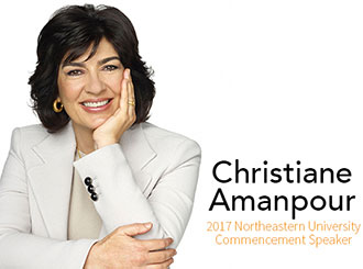 Christiane Amanpour to deliver Commencement address