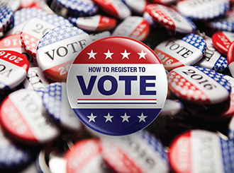 A how-to guide for voter registration