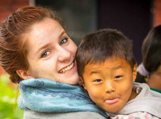 New student embraces humanitarian role in Nepal