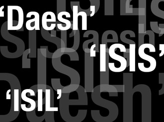 3Qs: What using 'Daesh,' rather than 'ISIS' or 'ISIL,' really means