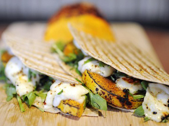 Fall recipes: Autumn-inspired quesadilla