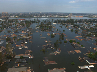 3Qs: The human rights impact of Hurricane Katrina