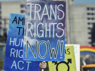 3Qs: Bruce Jenner and the transgender rights movement