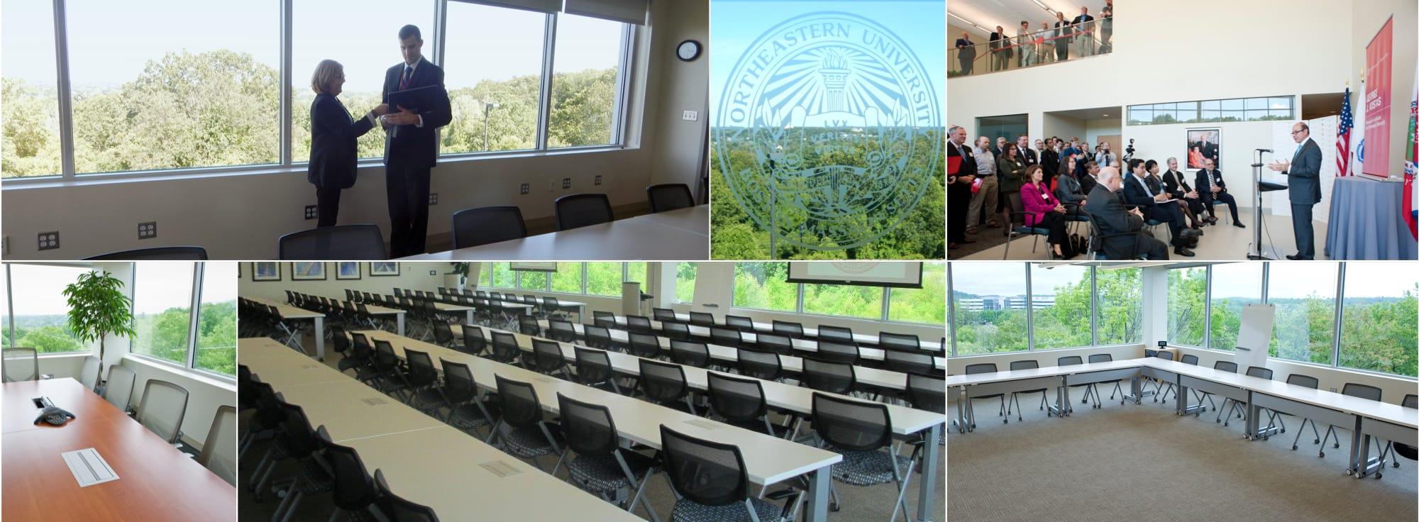 Kostas Institute collage