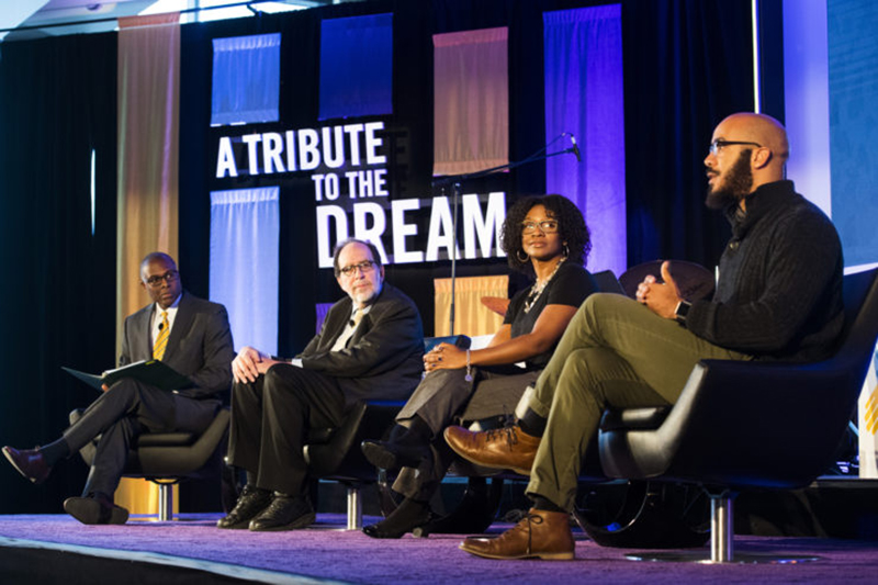 2018 A Tribute to the Dream: Expressions of Race and Identity in Society