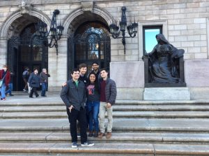 Exploring Boston - NOT NEEDED, EXTRA PHOTO