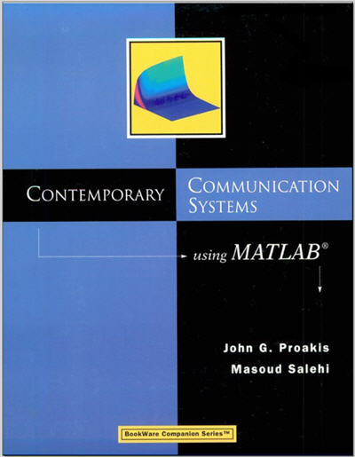 Contemporary Communication Systems with MATLAB