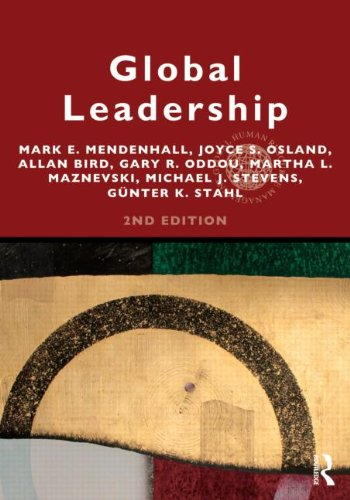 Global Leadership Research, Practice, and Development