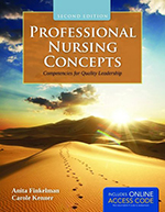 Professional Nursing Concetps Competencies for Quality Leadership