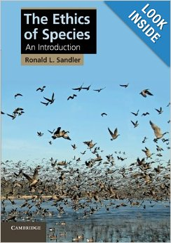 The Ethics of Species An Introduction