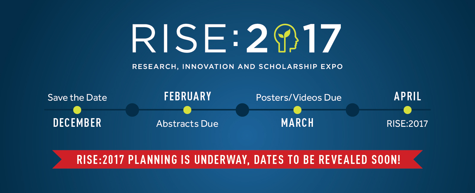 RISE Save Date