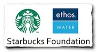 Ethos Water/Starbucks Foundation Logo Small