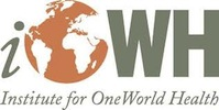 Institute for One World Health Logo