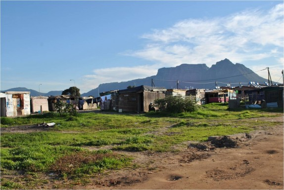 South Africa Township