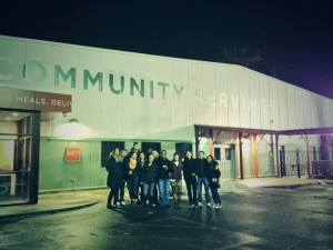 The Scholars at Community Servings.
