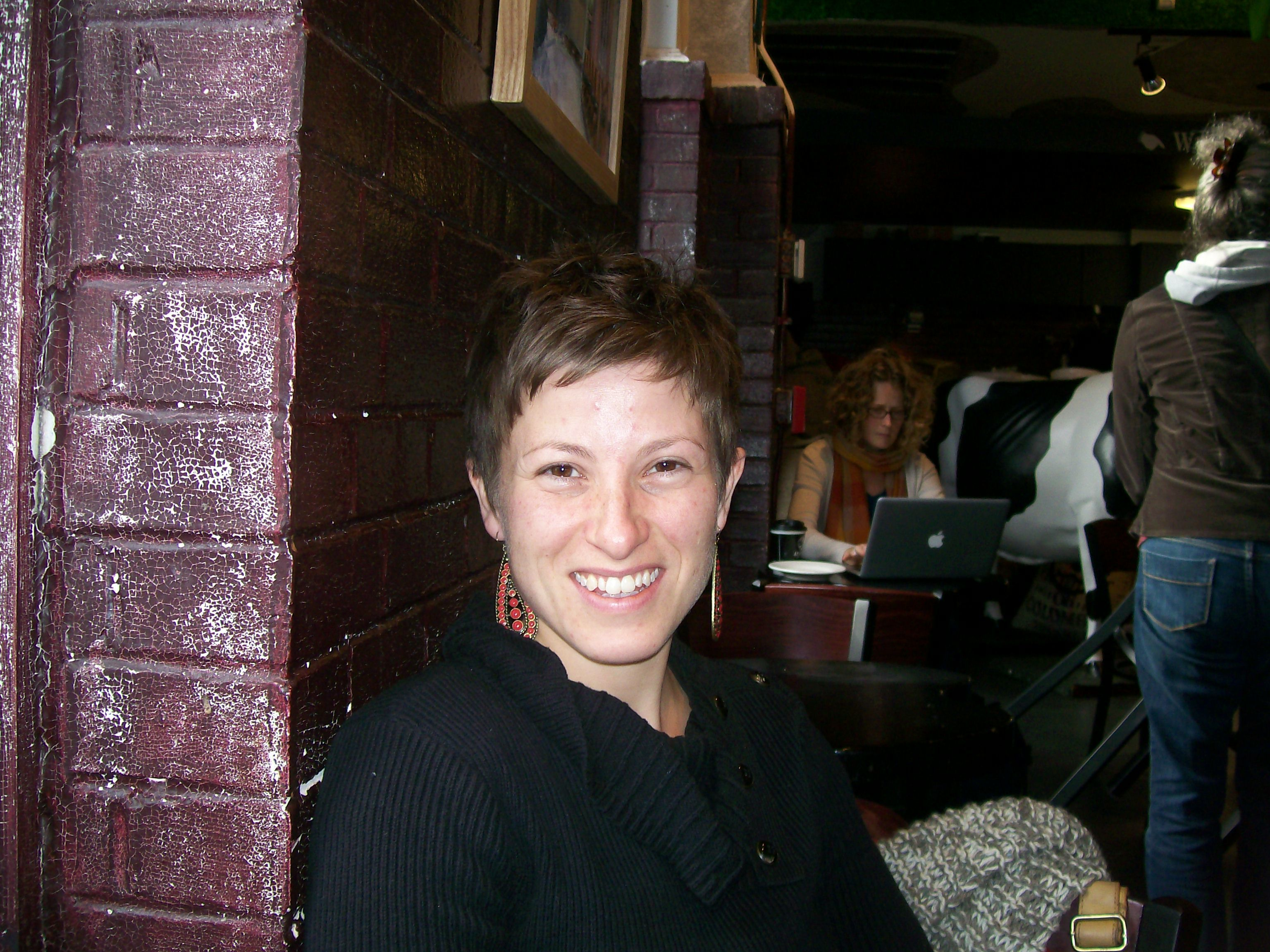Jessica Taubner, Chief-of-Staff for Councillor Ayanna Pressley