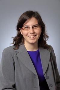 Julia Ebert, '15