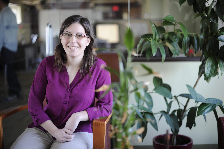 Fellowship Winner Julia Ebert