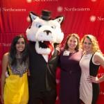 PAWS and University Scholars Juhi Daryani, Kelli Lynch, and Hannah Bergam