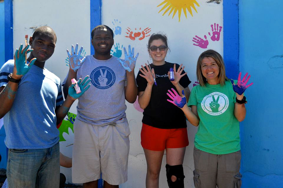 Are you ready to get your hands dirty on NU Service Day?