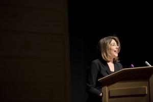 Naomi Klein concludes the 2015 Scholar Seminar.