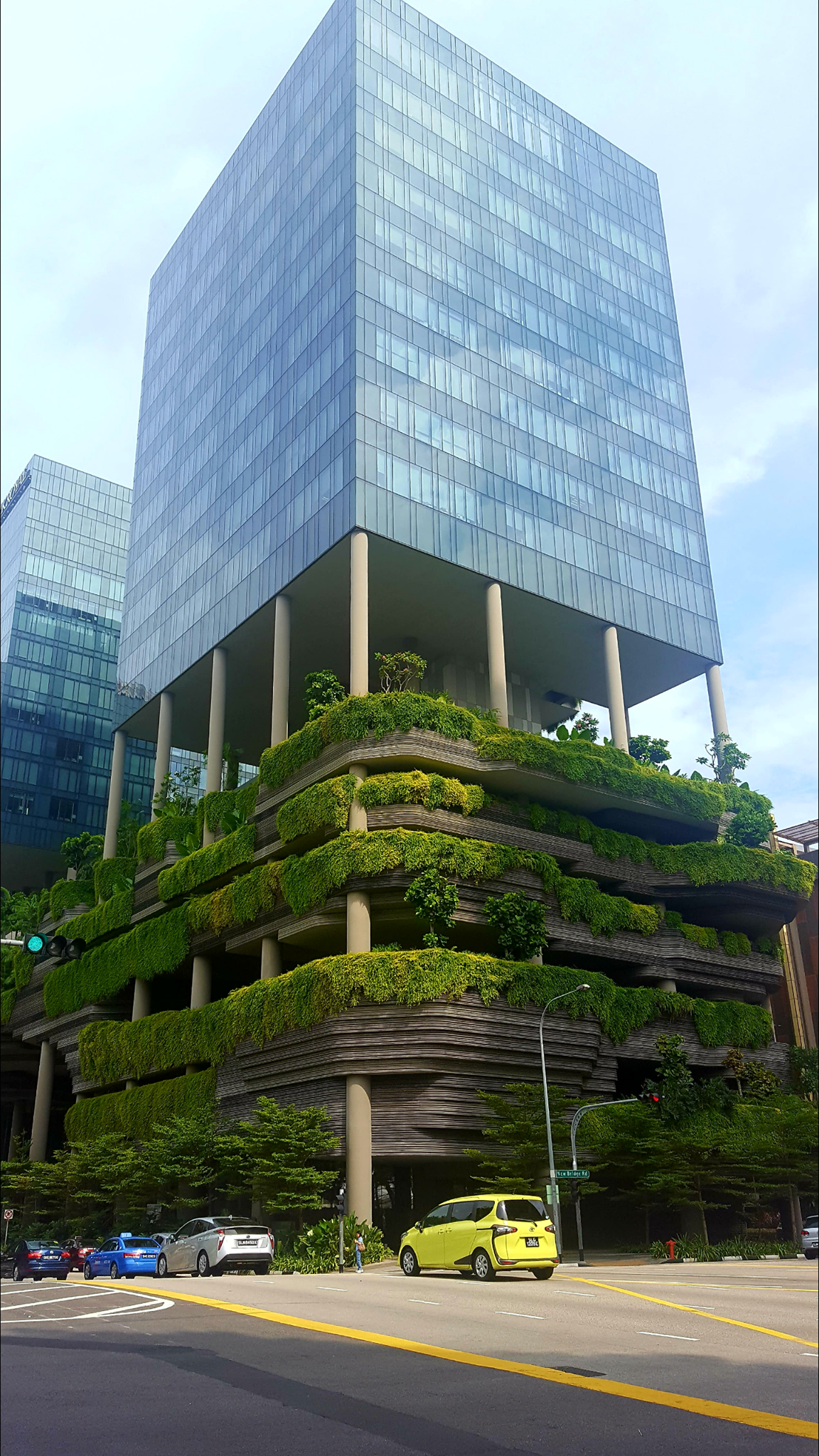 Building in Sinagpore
