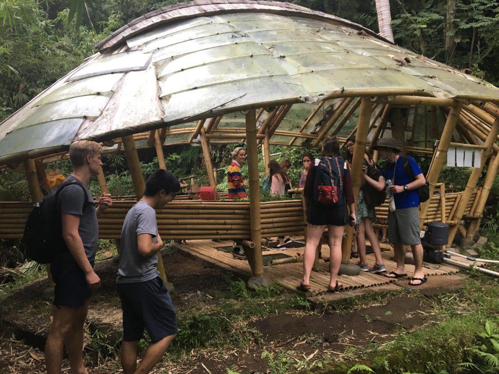 Scholars in a Hut