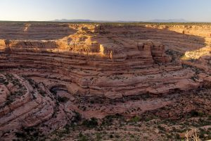 Landscape of Bears Ears National Monument